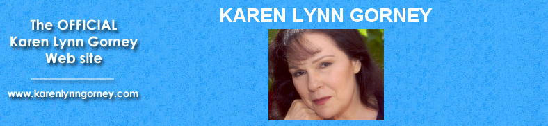 Karen Lynn Gorney - Official Web Site